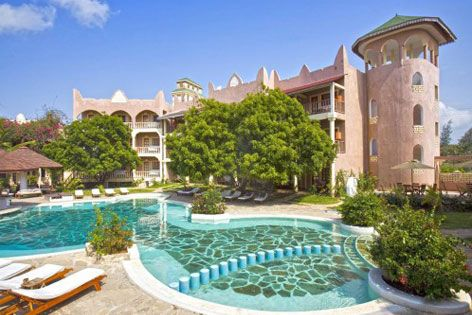 Watamu resort