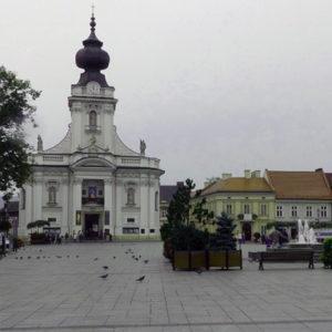Cracovia - Wadowice